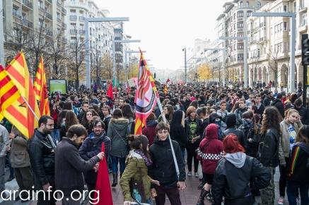 Huelga Estudiantil Aragón